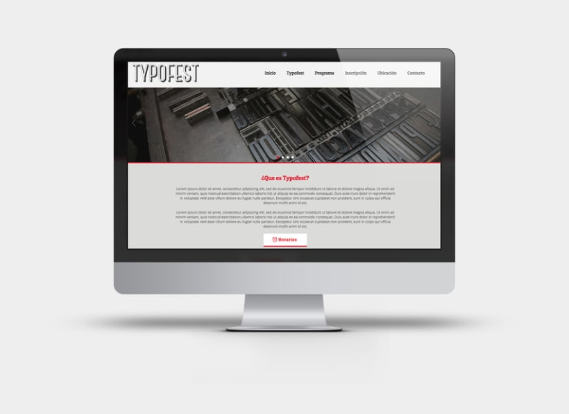Proyecto académico diseño/maquetación web 0