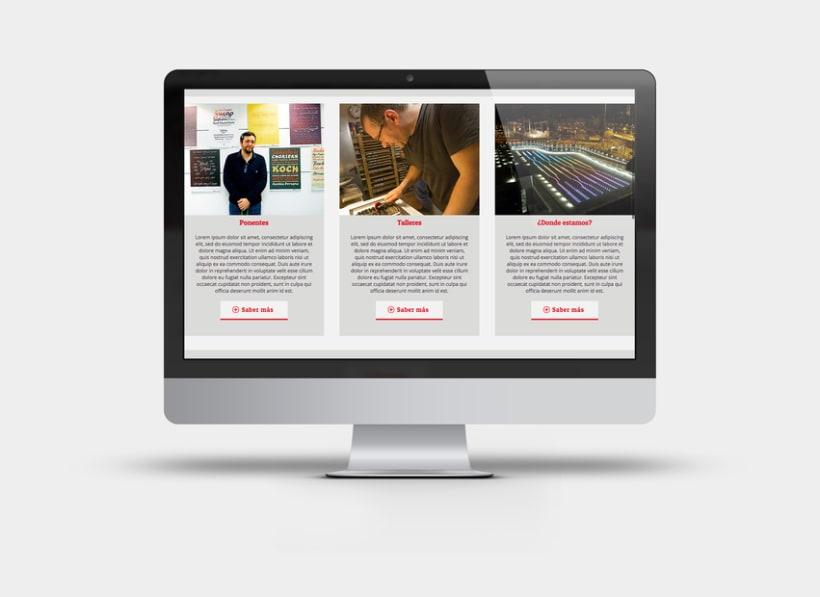 Proyecto académico diseño/maquetación web 1
