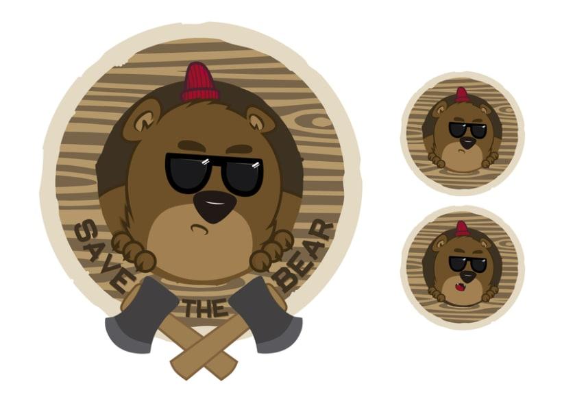 proyecto save the bear para el concurso de talent house -1