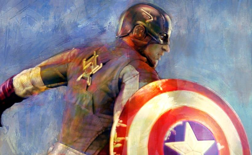 Capitán América 0