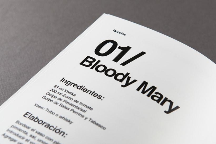 Diseño de carta de cocktails para Nectar Events 4