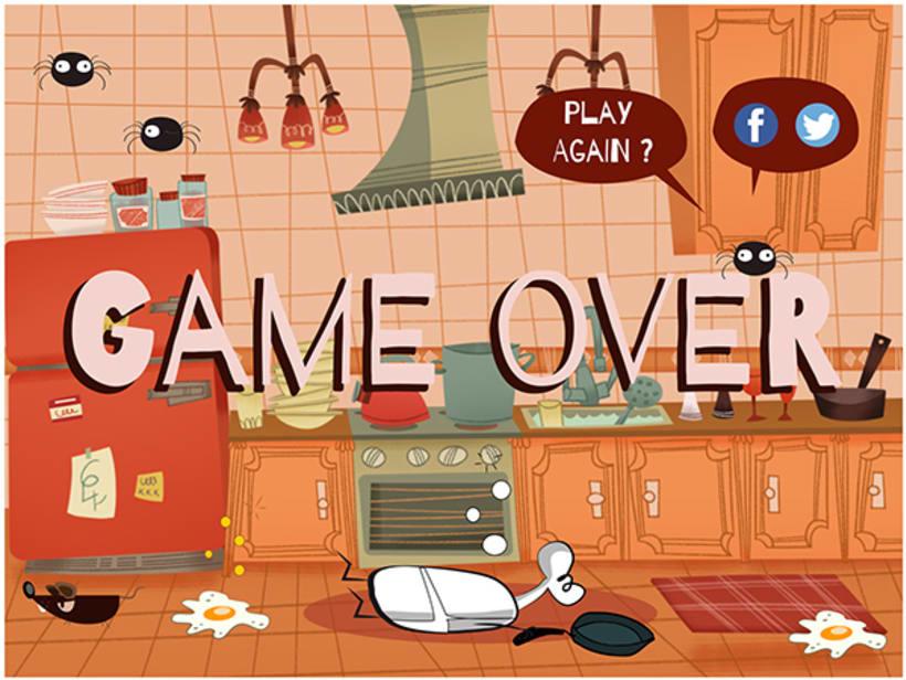 Mr DUMMY in the kitchen 3