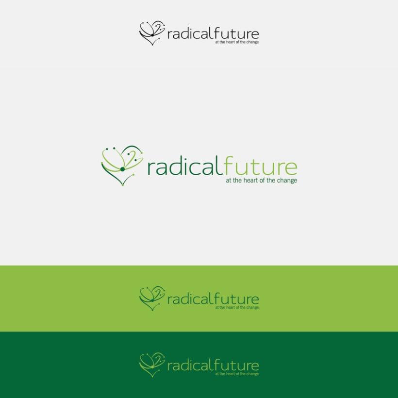 BRANDING - Radical Future 0