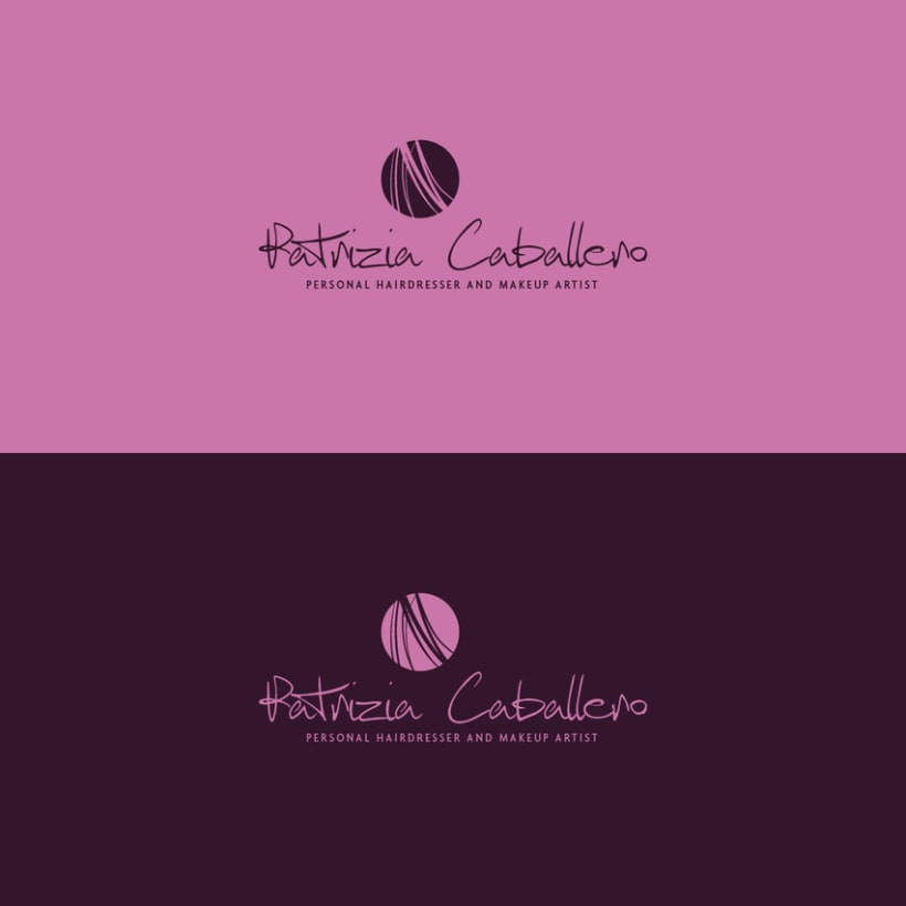LOGOTIPO - Patrizia Caballero -1