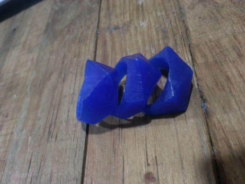 anillos (cera perida) 0