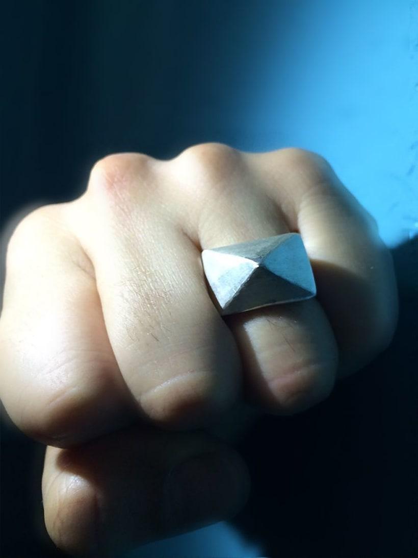 anillos (cera perida) 3
