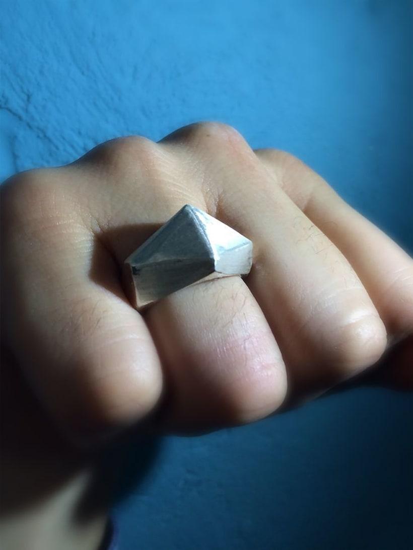 anillos (cera perida) 4