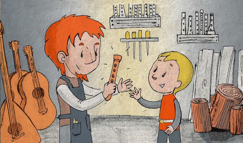 En Jan i la flauta màgica 0