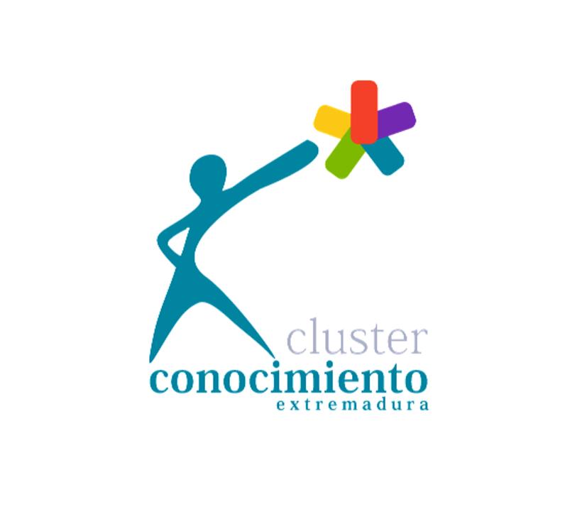 Cluster del Conocimiento de Extremadura_Identidad Corporativa 0