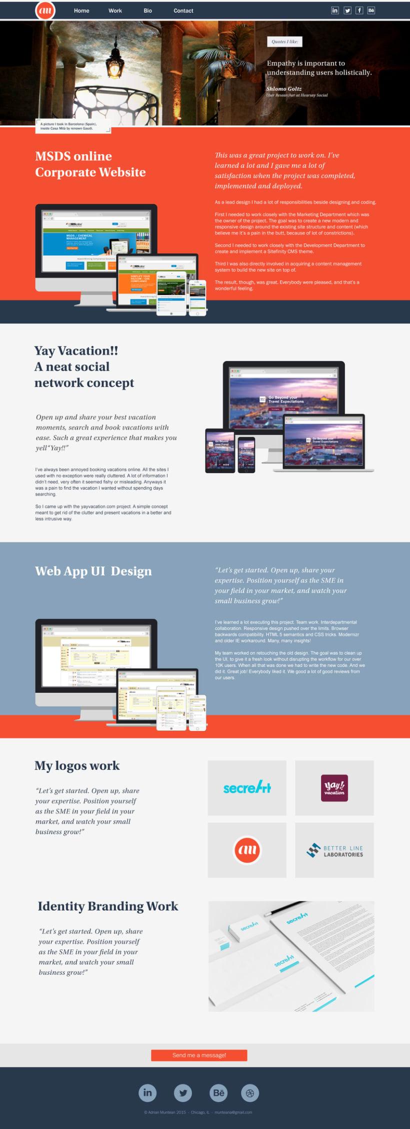 adrianmuntean.com (self branding redesign) 0