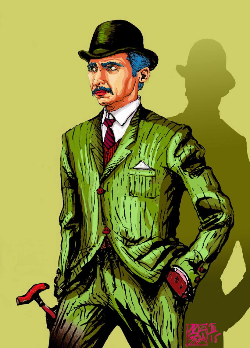 Versiones de un caballero -1