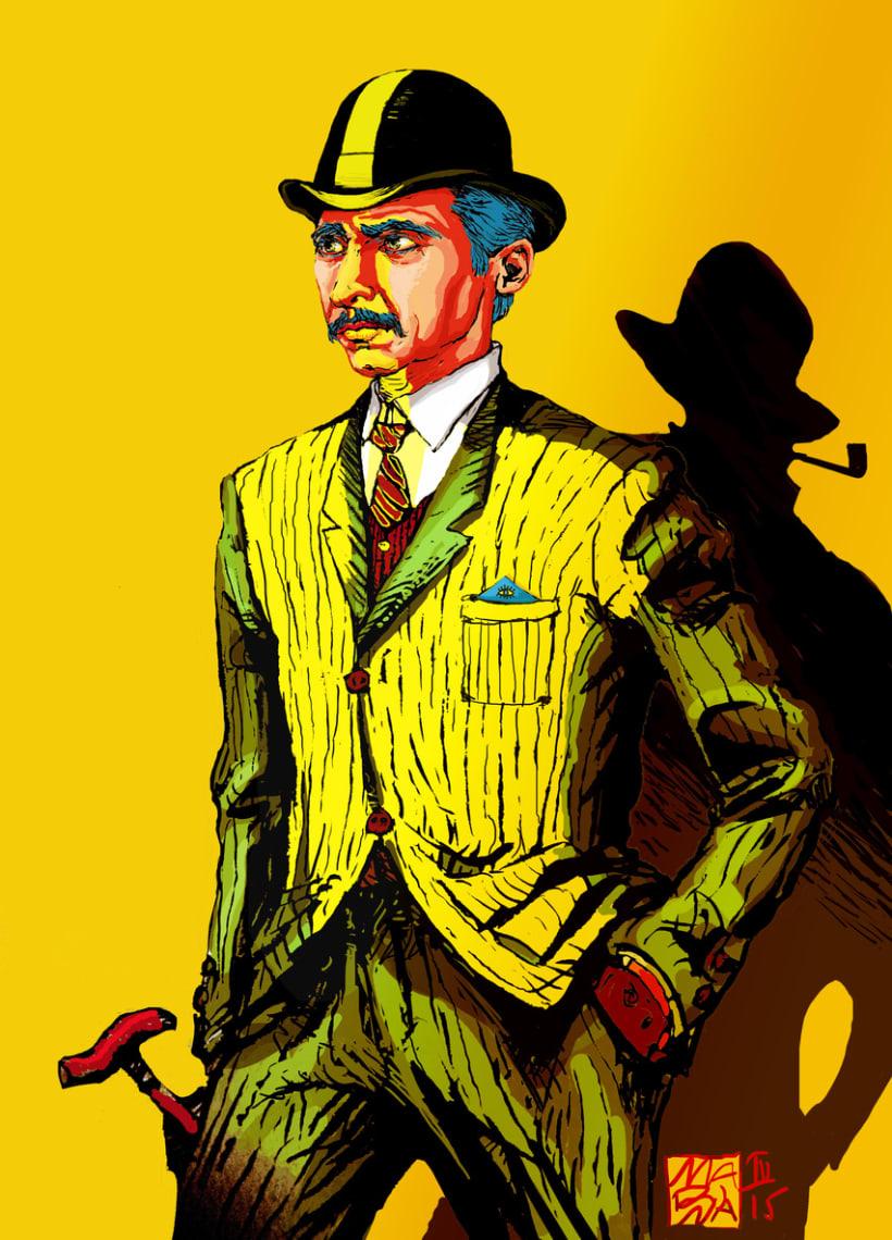 Versiones de un caballero 1