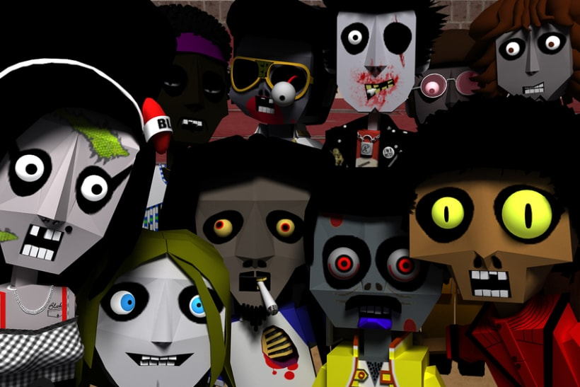 Zombie Rockstars 0