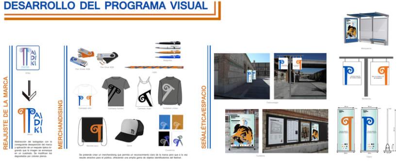 Desarrollo del Programa Visual de una Marca Gráfica -1
