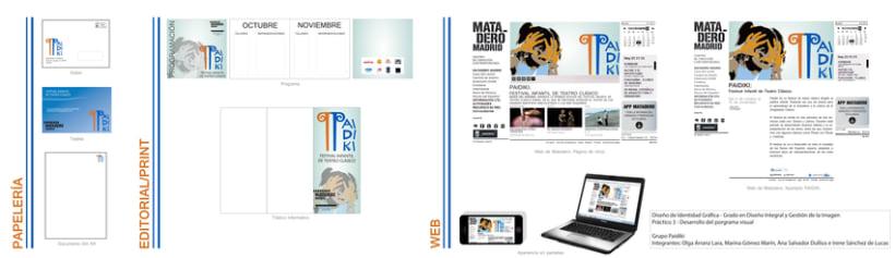 Desarrollo del Programa Visual de una Marca Gráfica 0