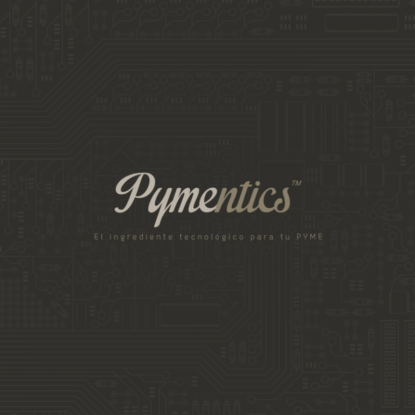 Pymentics / Naming & Lopotipo 0