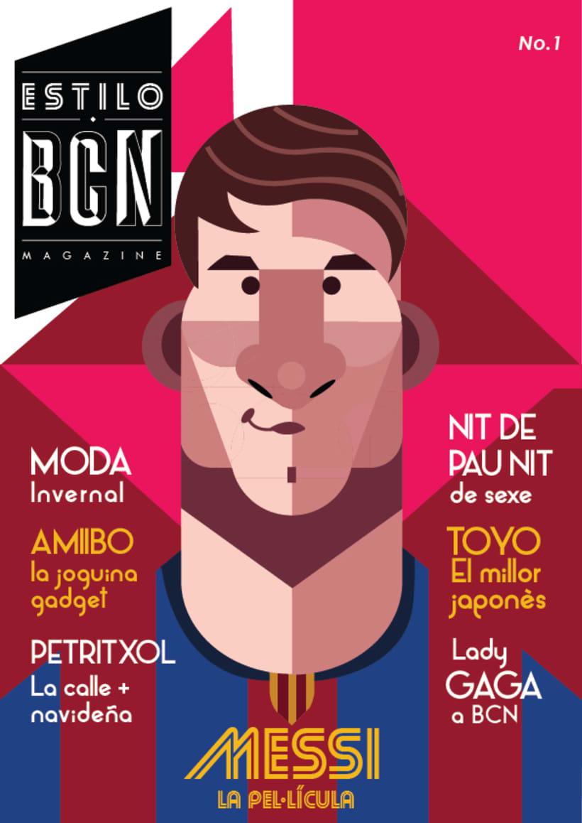 Revista EstiloBCN Magazine 0