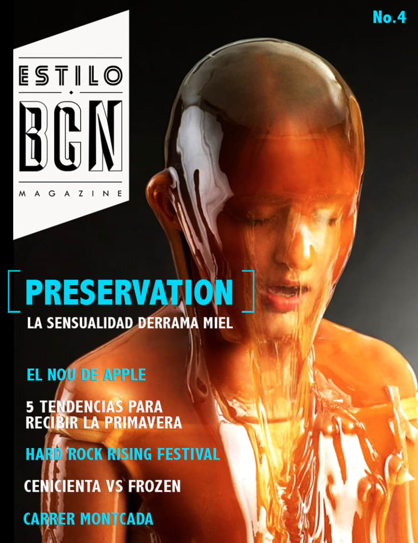 Revista EstiloBCN Magazine 1