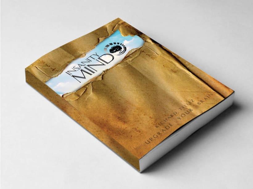 Insanity Mind / Portada de Libro -1