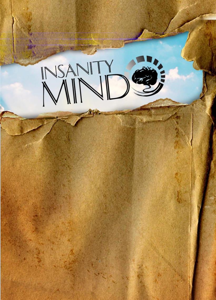 Insanity Mind / Portada de Libro 0
