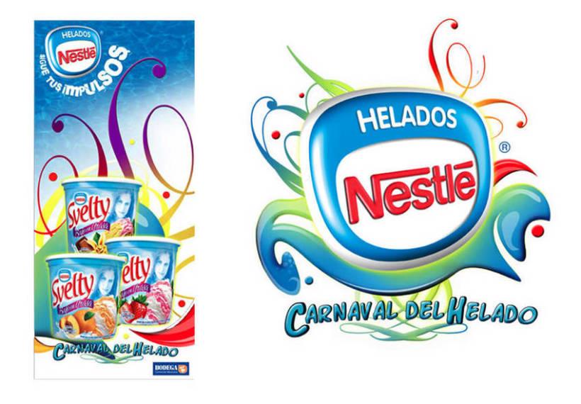 Nestlé / Carnaval del Helado -1