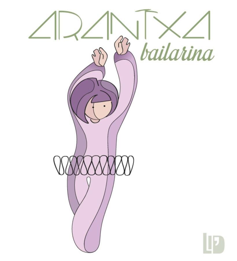 ARANTXA, ilustración 1