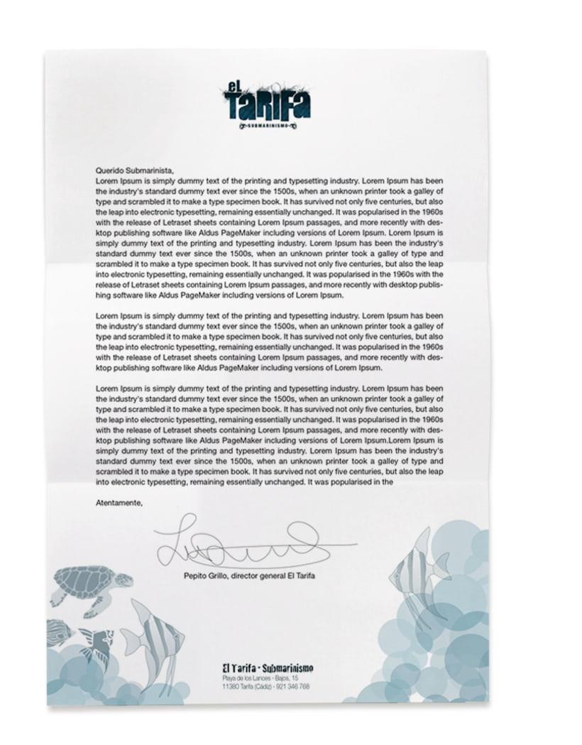 El Tarifa (submarinismo) 2