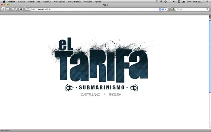 El Tarifa (submarinismo) 9