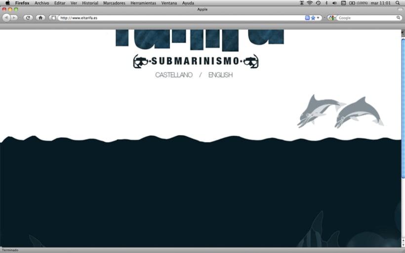 El Tarifa (submarinismo) 8