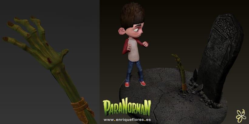 El alucinante mundo de Norman 3
