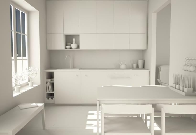 Cocina Modular Ikea 2015 Domestika