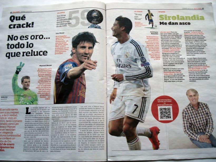 Periódico Qué! 1