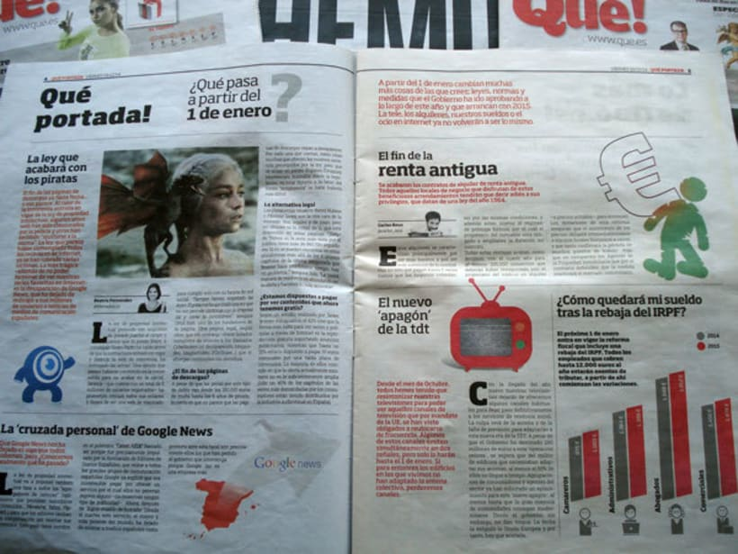 Periódico Qué! 3
