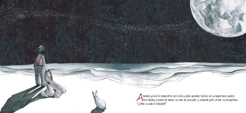 """""""El pez de Oro""""  4"""