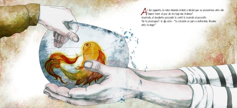 """""""El pez de Oro""""  5"""