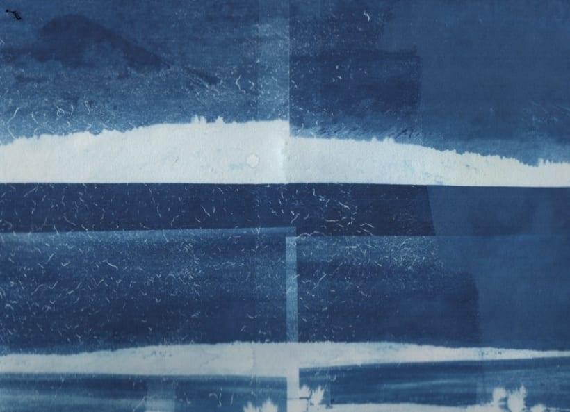 Una mirada azul/sur 15