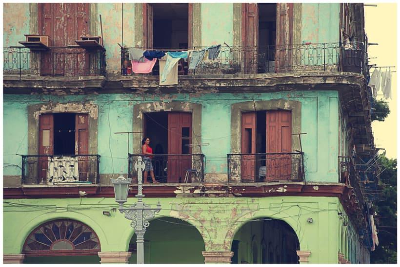 Postales de la Habana 8