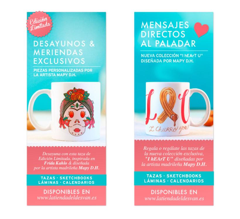LA TIENDA DEL DESVÁN - Banner Design 0