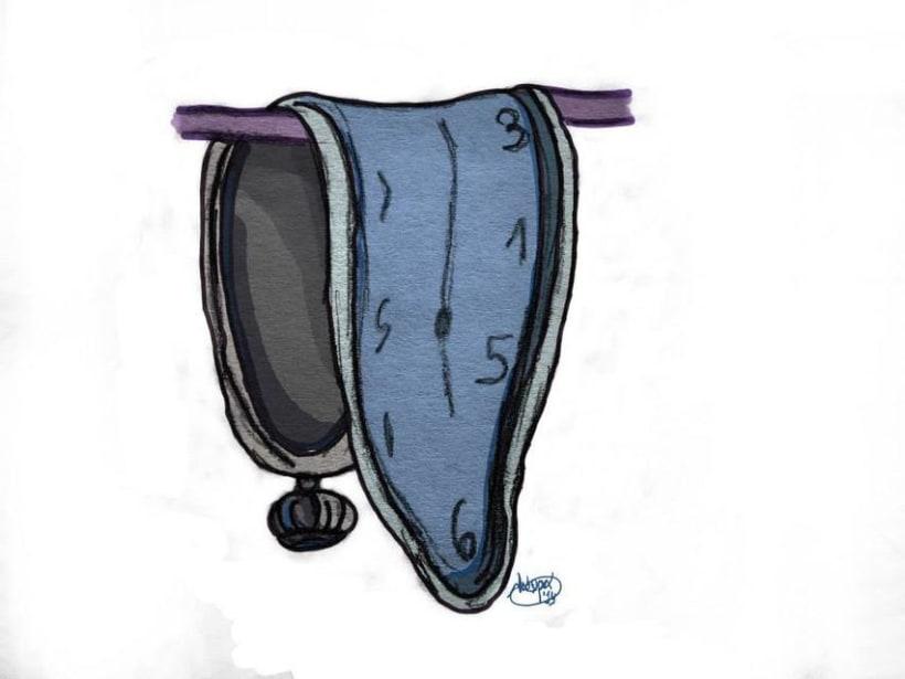Ilustraciones a lápiz con acabado digital 23