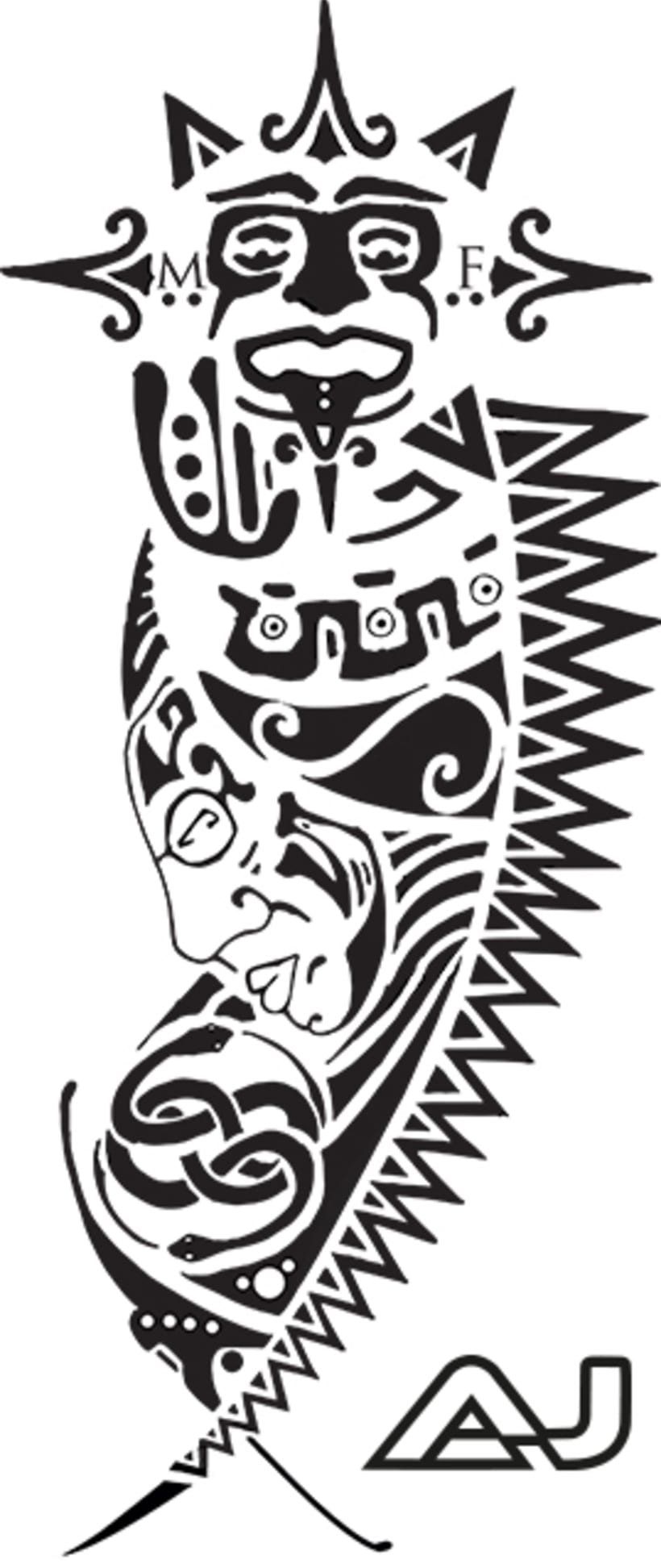 Diseño De Tatuajes Domestika