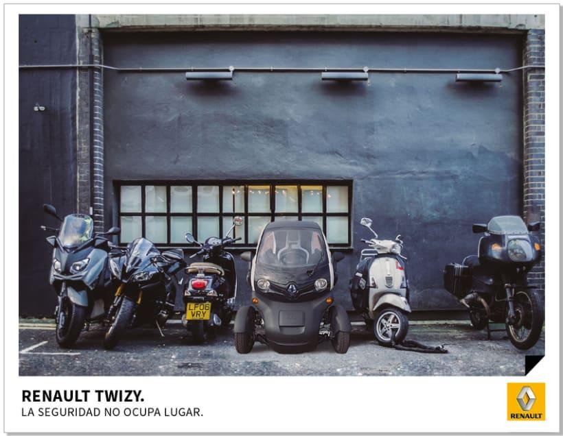 Renault Twizy 0