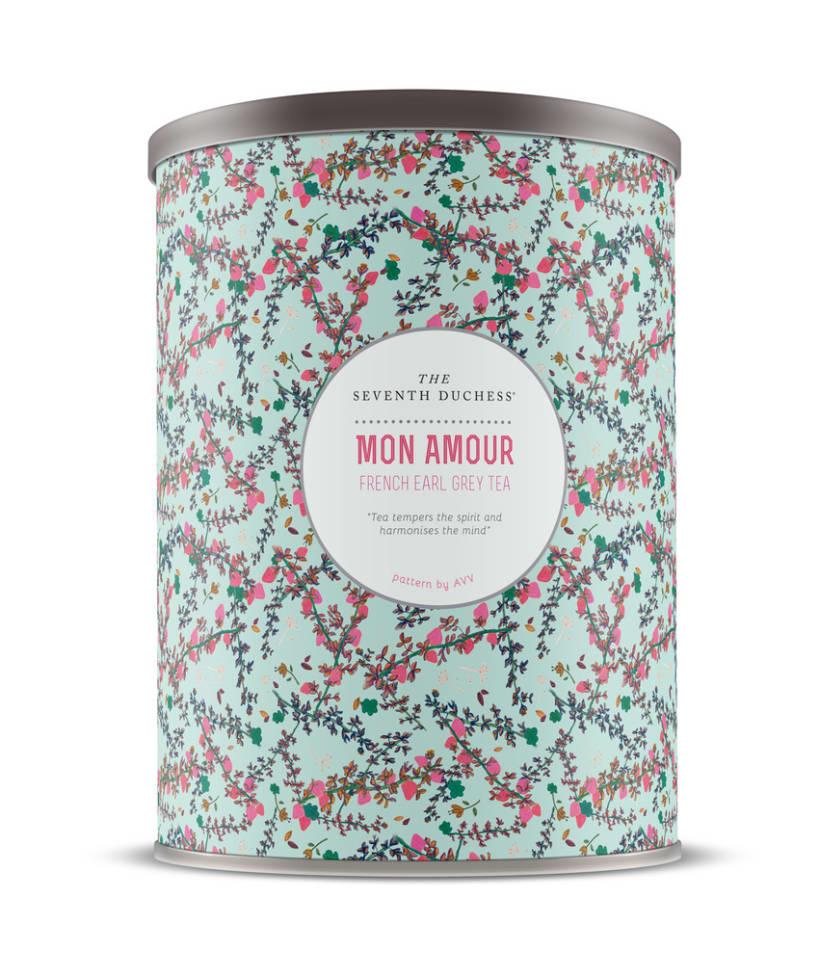 Mon Amour- Pattern para The Seventh Duchess 3