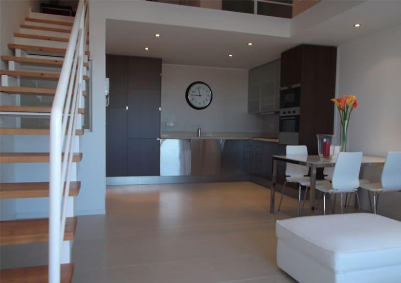 Dise o de loft domestika for Diseno de lofts interiores