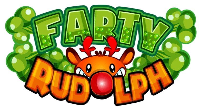 Farty Rudolph Mobile Game 2