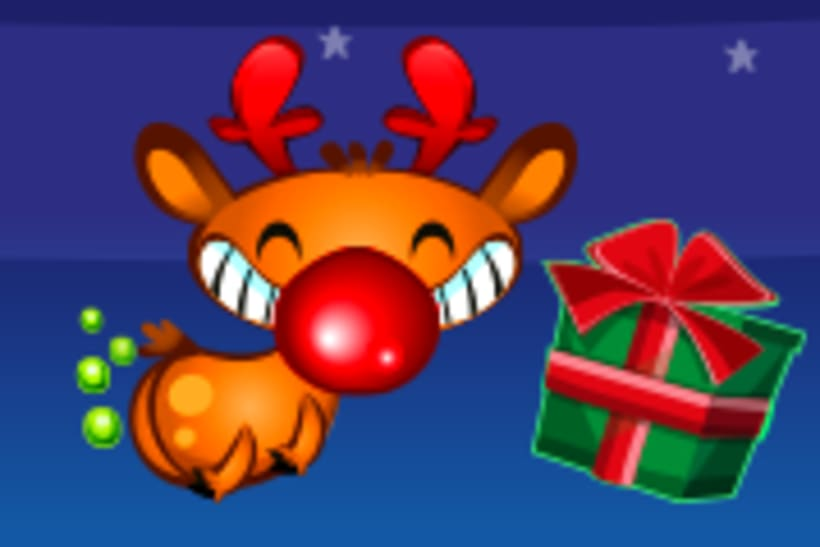 Farty Rudolph Mobile Game 3
