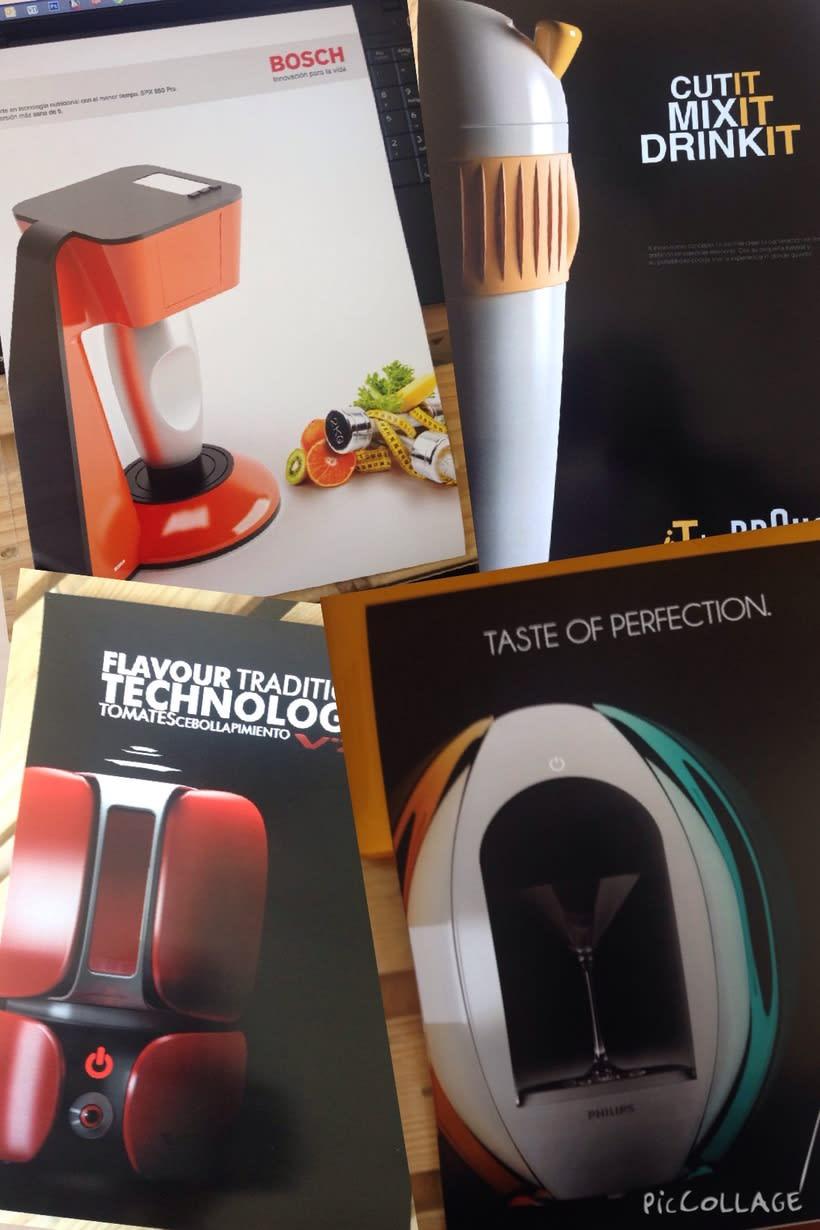 II Edición Curso Conceptualización y Desarrollo de Producto 1