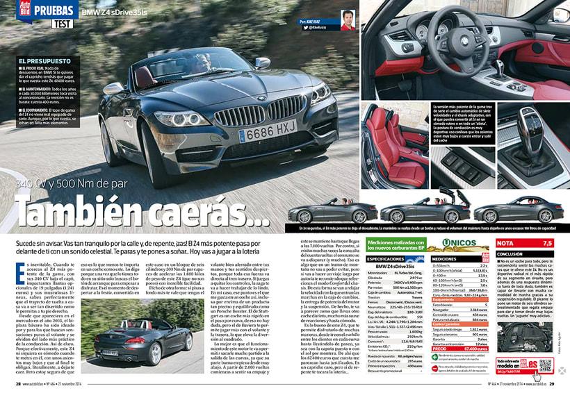 Revista AUTO BILD. 3