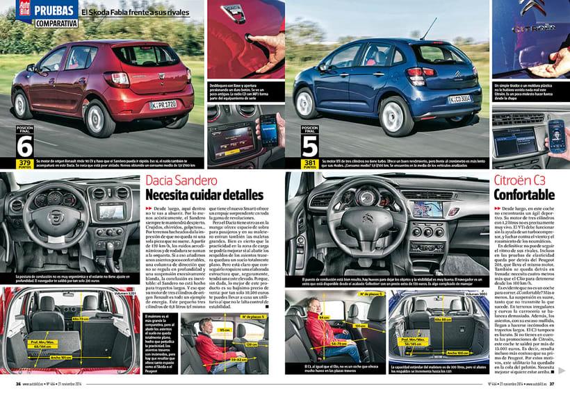 Revista AUTO BILD. 5