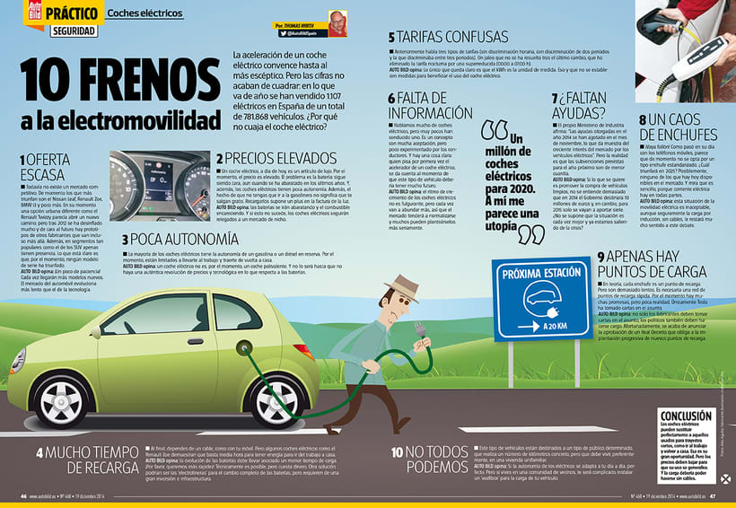 Revista AUTO BILD. 8