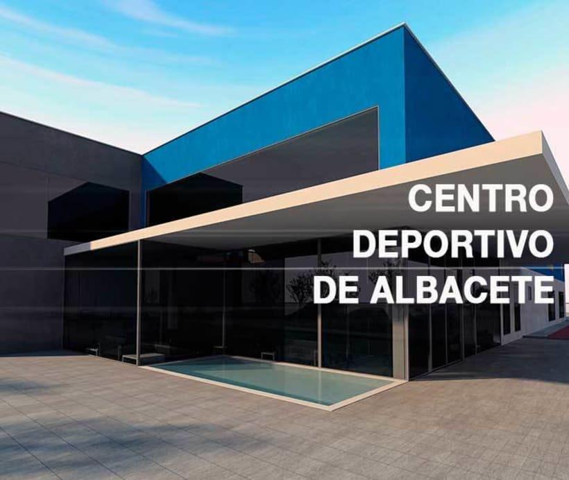 Centro deportivo de Albacete (Concurso en proceso) 2